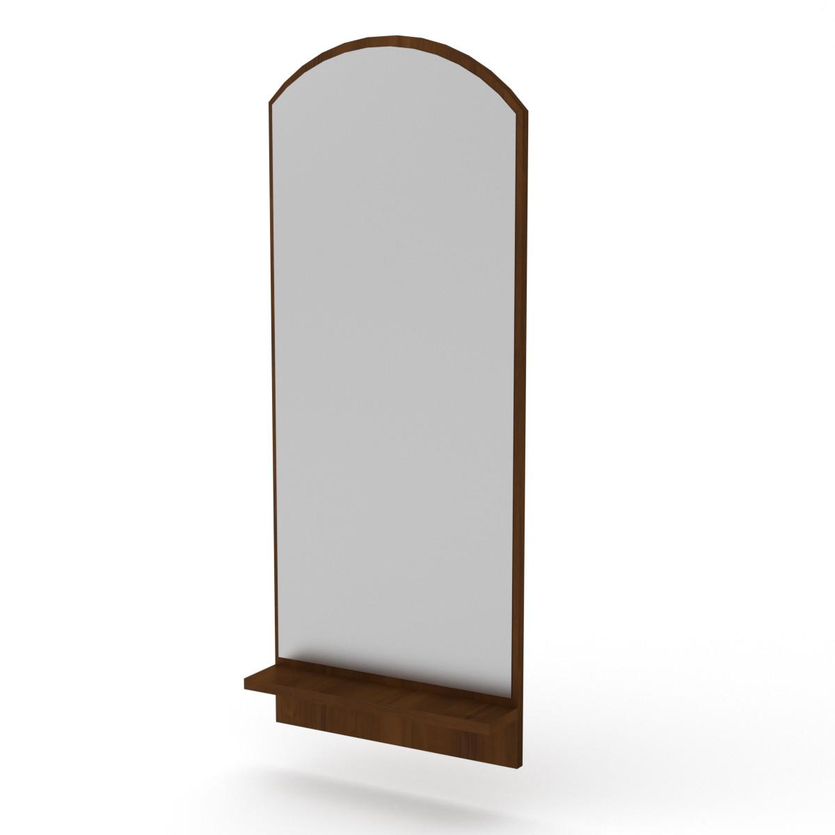 Зеркало-3 цвет орех экко
