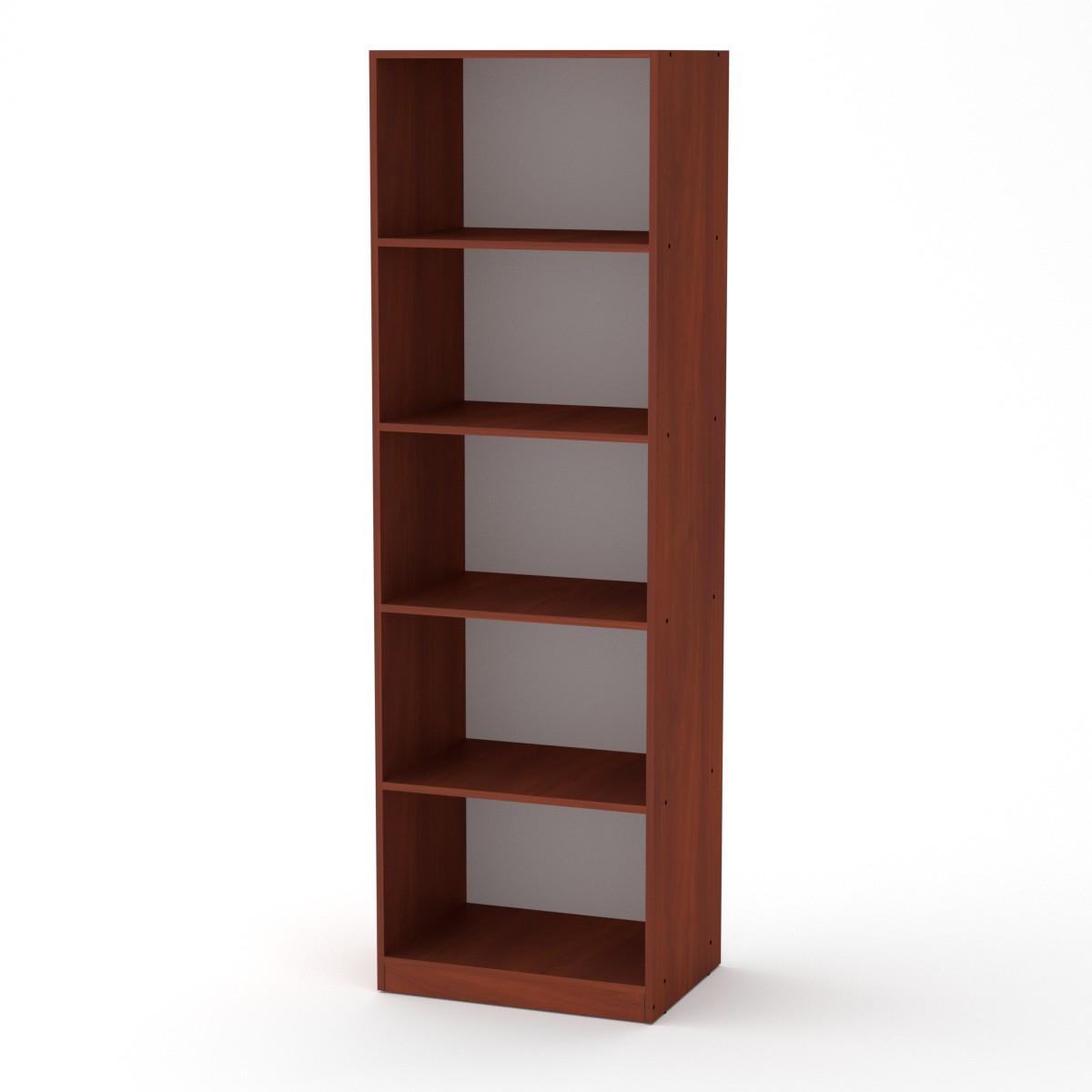 Шкаф книжный КШ-1, цвет яблоня