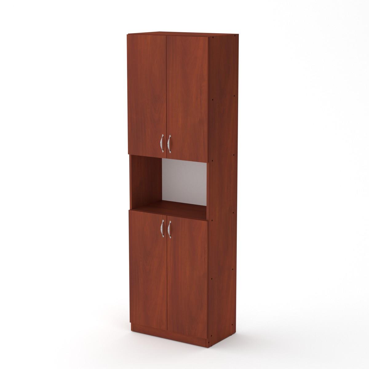 Шкаф книжный КШ-5, цвет яблоня