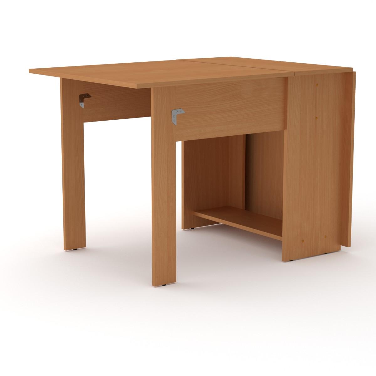 Стол-книжка 1, цвет бук