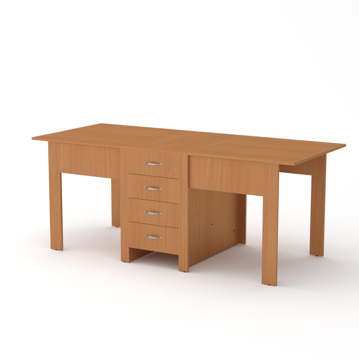 Стол-книжка 3, цвет бук