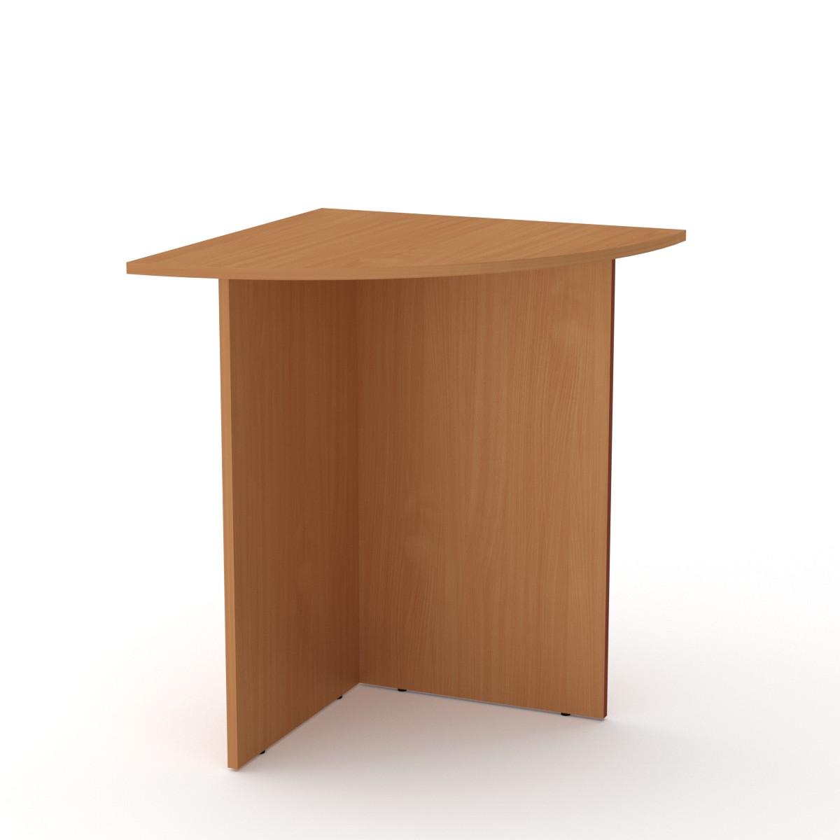 Стол письменный МО-2, цвет бук