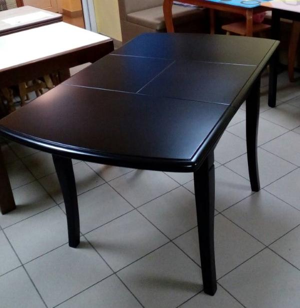 Стол А-13, цвет тёмный орех (шоколад)