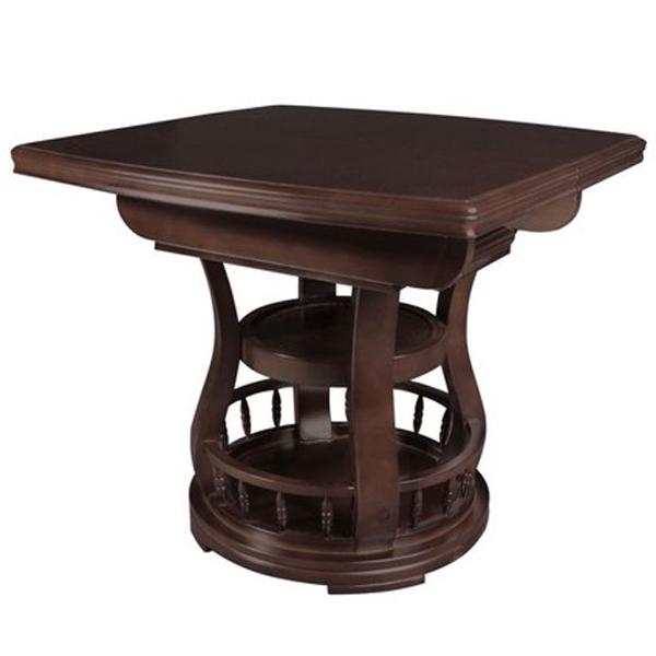 Стол раскладной ED03, цвет орех