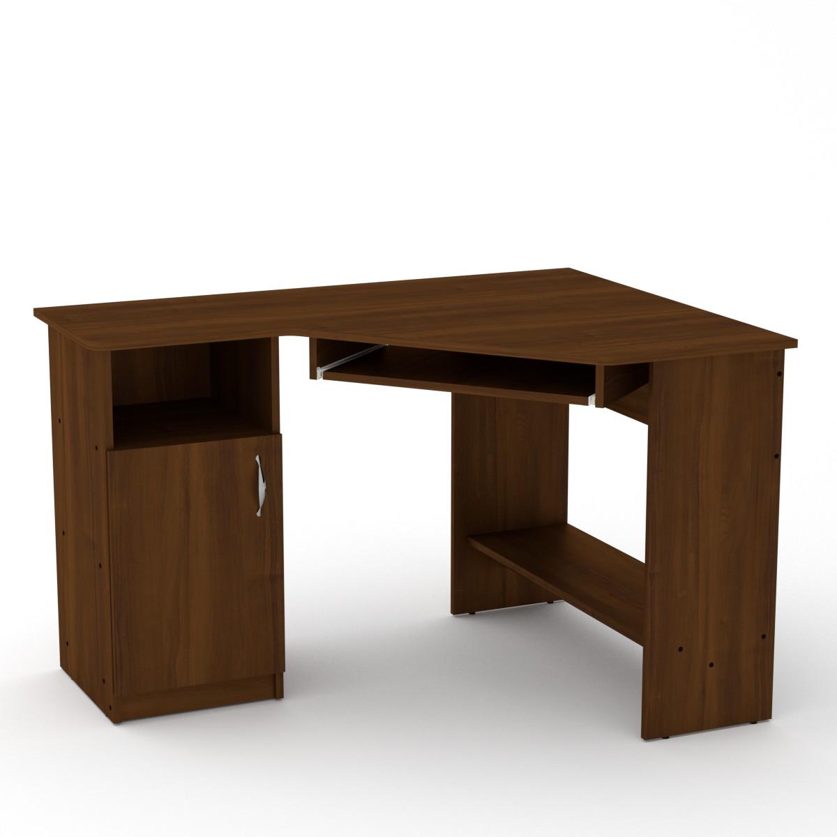 Стол компьютерный СУ-14, цвет орех экко