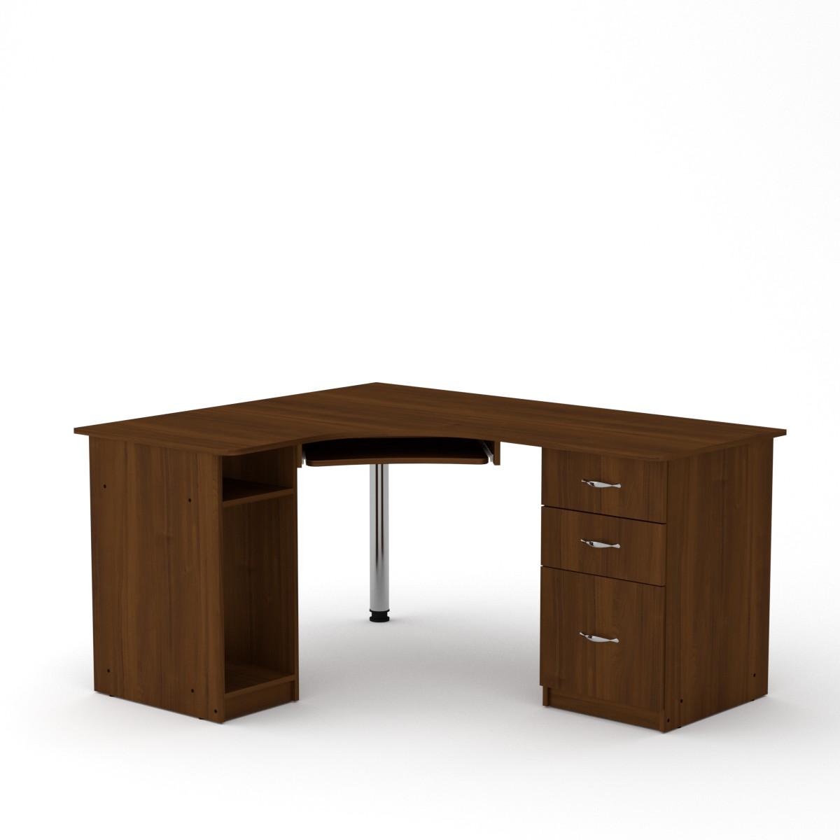 Стол компьютерный СУ-9, цвет орех экко