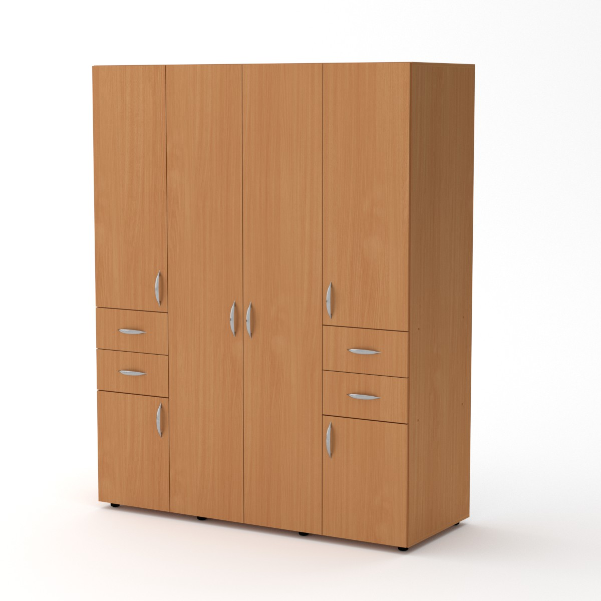 Шкаф - 20, цвет бук