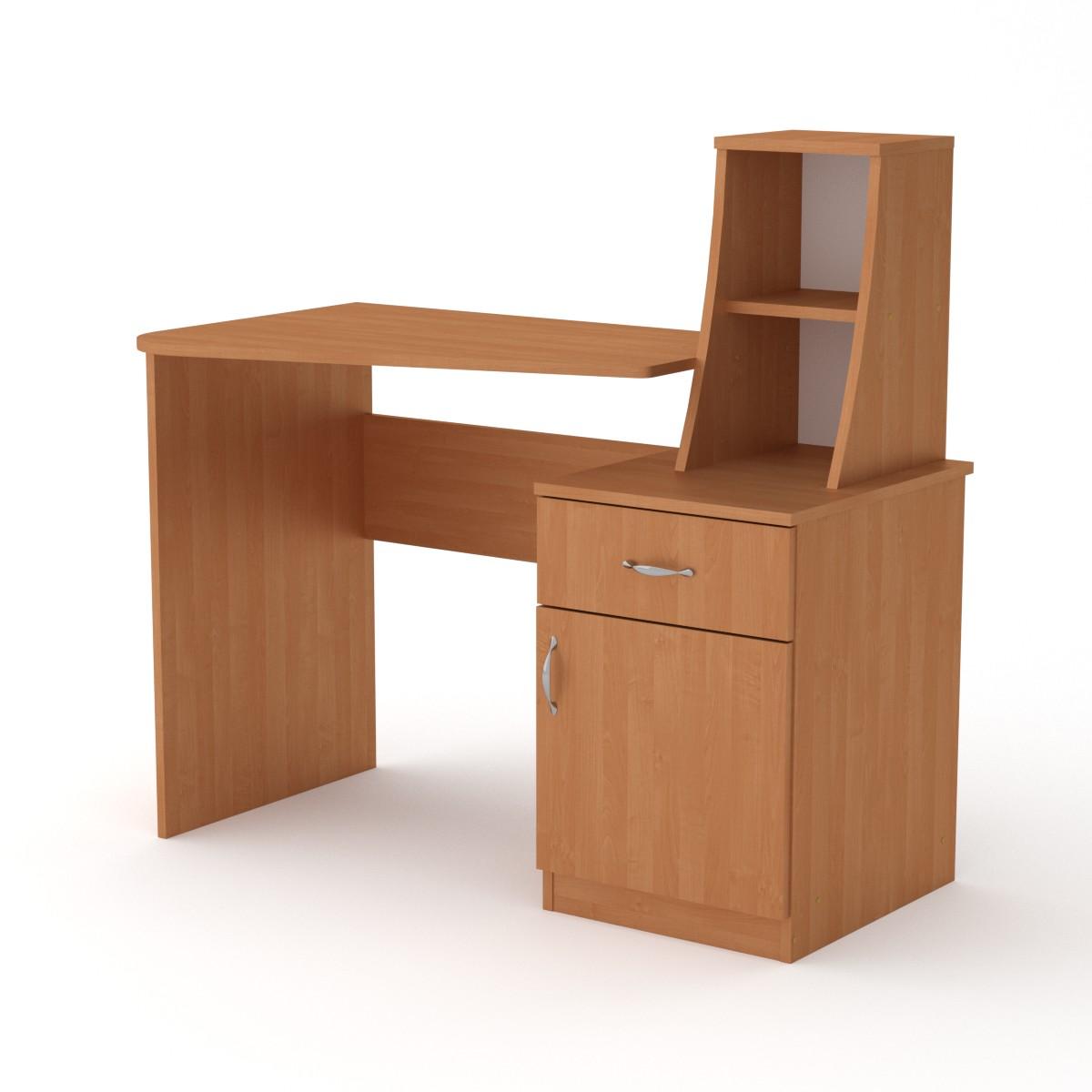 Стол письменный Школьник - 3, цвет ольха
