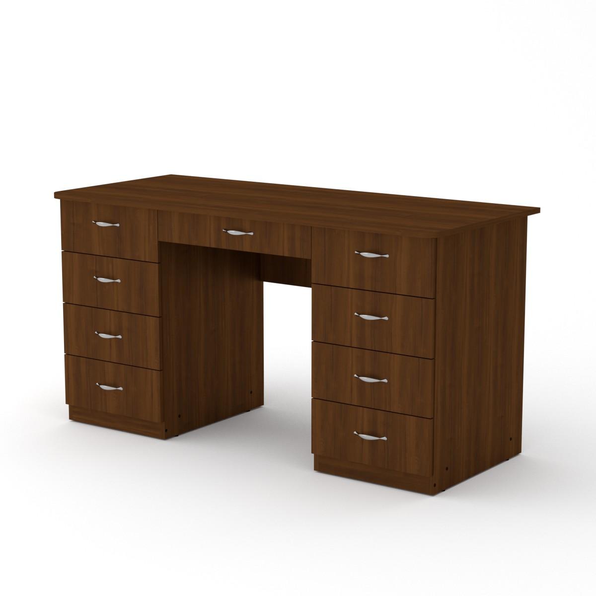 Стол письменный Учитель - 3, цвет орех экко