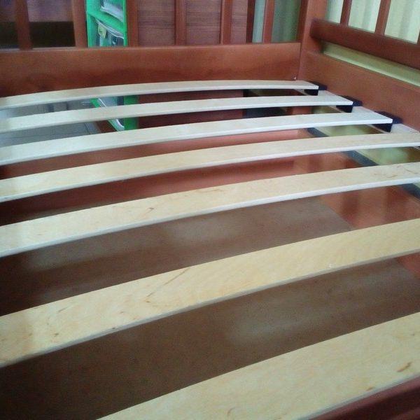 Двухъярусная кровать Карина Люкс - ламели