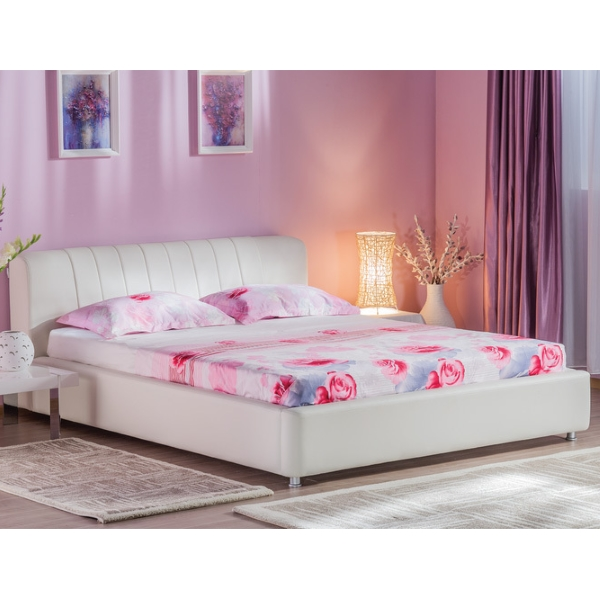 Кровать Релакс, цвет белый