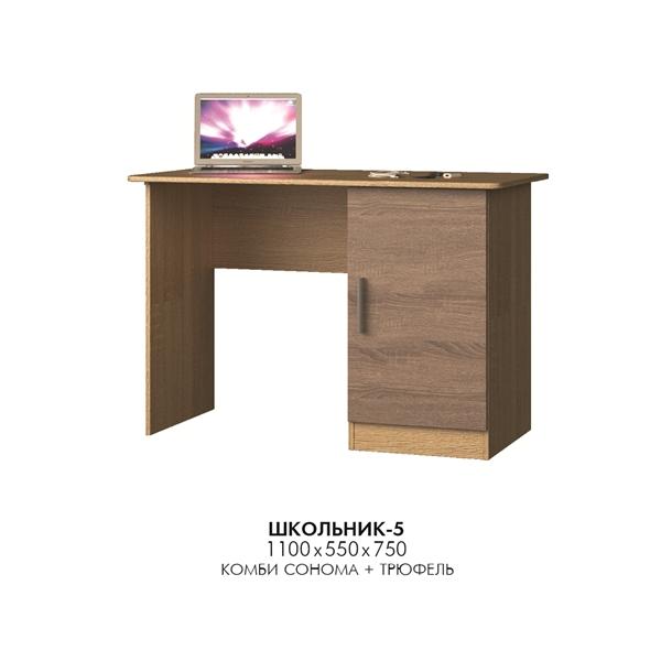 Стол компьютерный Школьник-5