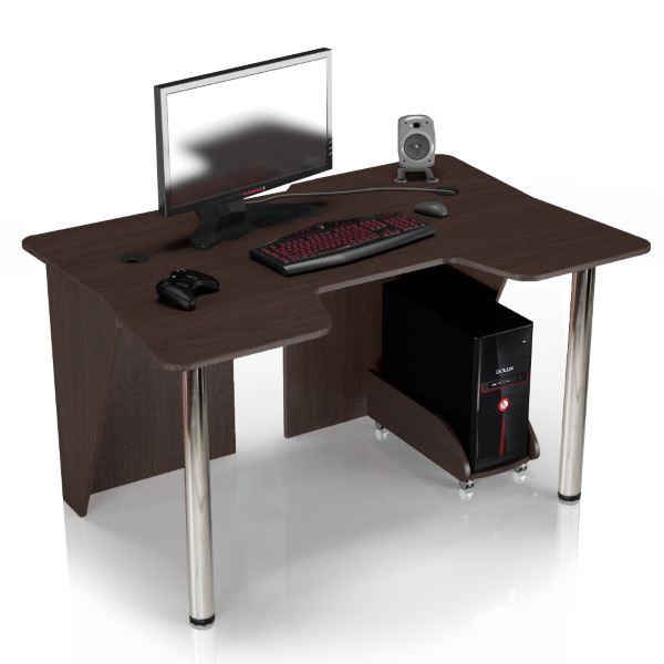 Геймерский игровой стол ZEUS IGROK-3