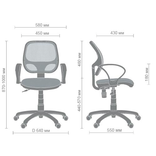 Офисное кресло Байт