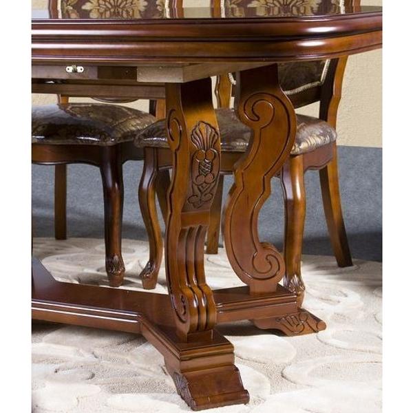 Стол обеденный раскладной D2801 Arcadia, ножки
