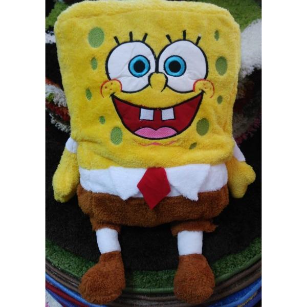Подушка-игрушка Губка Боб
