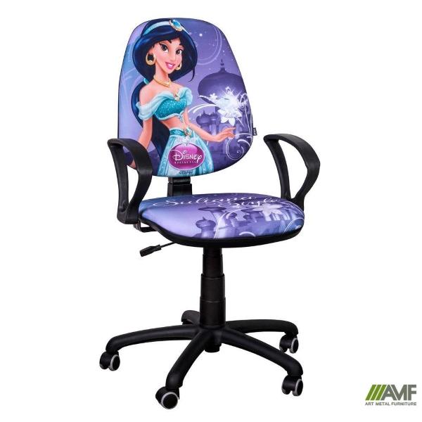 Детское компьютерное кресло Поло 50 АМФ4 – Принцесса Жасмин