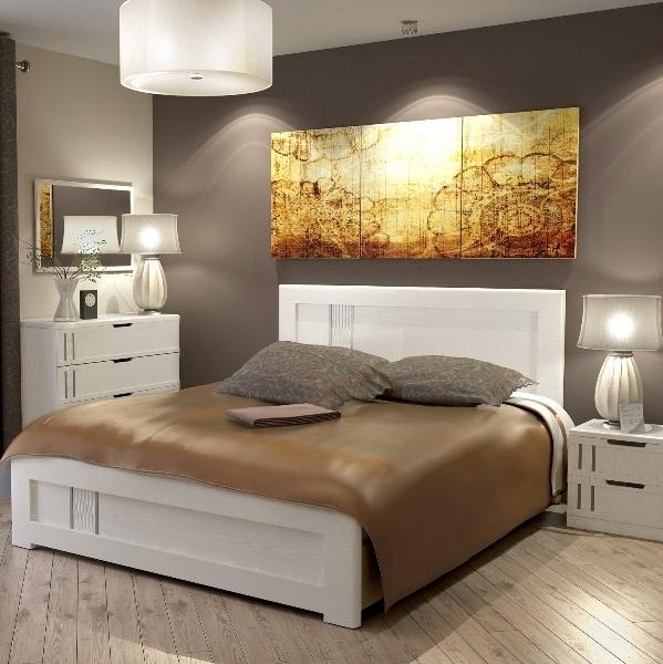 Двухспальная кровать Зоряна