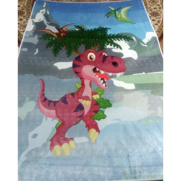 Ковер Динозавр Рекс 1,3х1,9м Brillant
