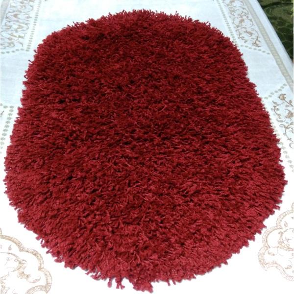 Ковер Shaggy 9000 RED (0.5х0.8м)