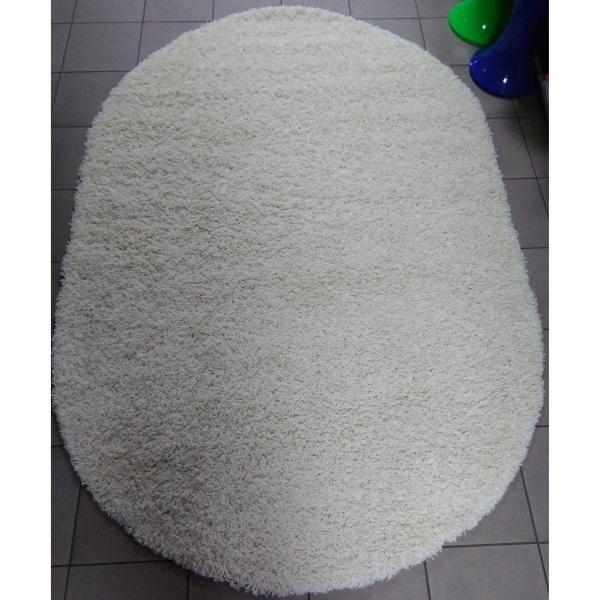 Ковер Shaggy 1,5x2,3м 9000 CREAM