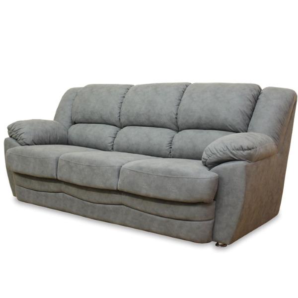 Герцог, диван в ткани альфа грей. 1-я категория