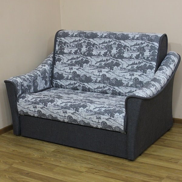 Натали 1,2, диван в ткани нью фарм 1502 и однотон. 1-я категория
