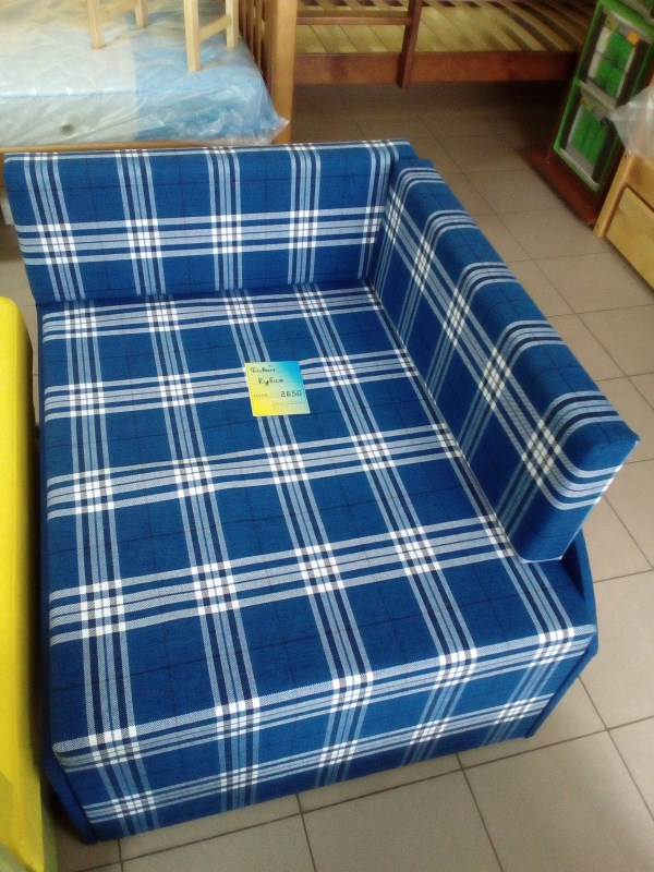 Детский диван малютка Кубик