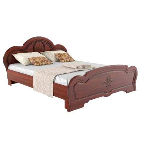 Кровать 160 Каролина (Вишня)