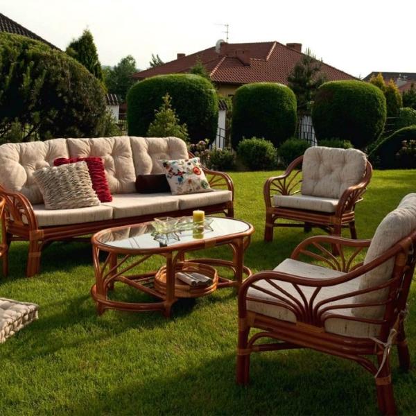 Садовые кресла и диваны