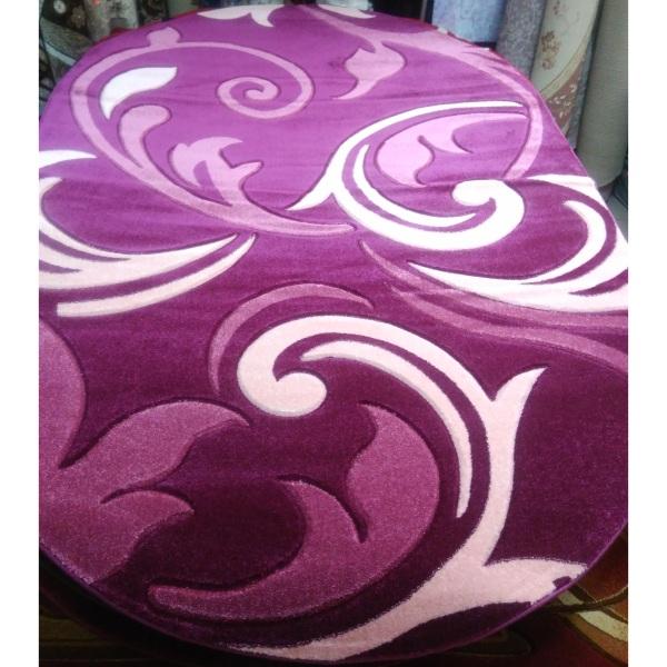 Ковер рельефный резной 2x3м Violet Martez