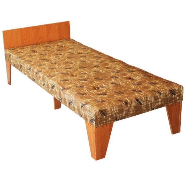 Кровать 0.8 эконом ДСП
