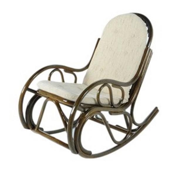 Кресло-качалка 0504, цвет оливка