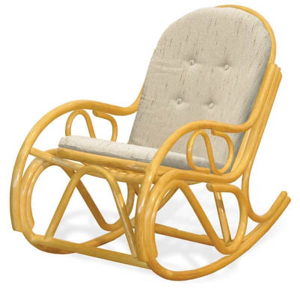 Кресло-качалка 0504, цвет мёд