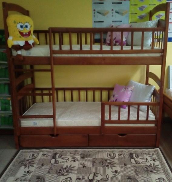 Двухъярусная кровать Карина Люкс - обзор, фото, характеристики.