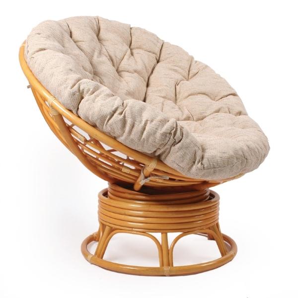 Кресло-качалка Папасан, цвет мёд