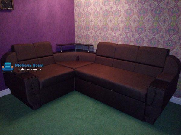 Угловой диван Меркурий - Фото