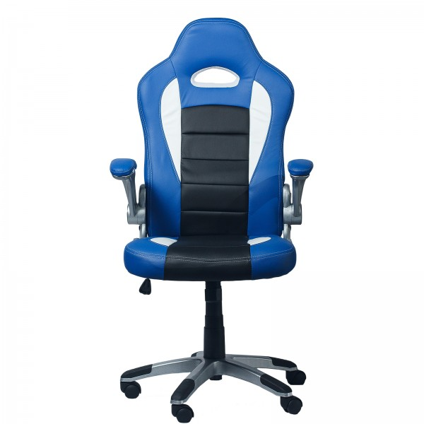 Геймерское кресло Zeus Forsage blue