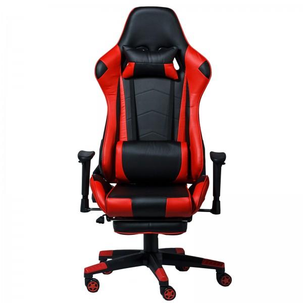 Геймерское кресло Zeus Drive red