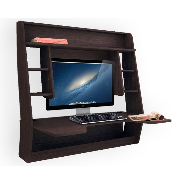 Геймерский навесной стол ZEUS IGROK-MAX (Венге)