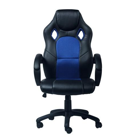 Геймерское кресло Zeus Daytona blue