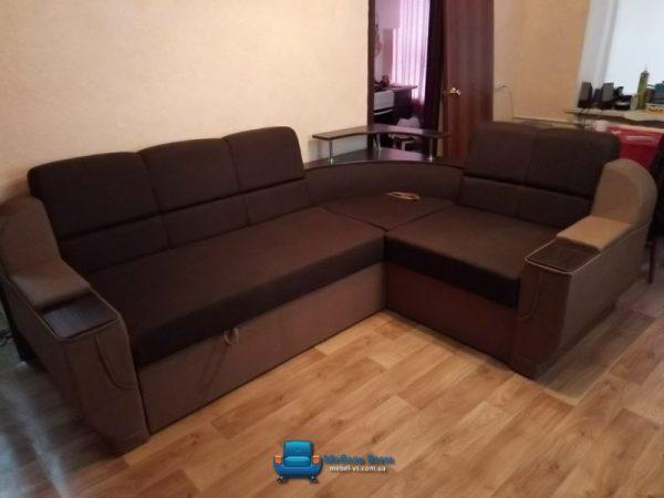 Угловой диван Меркурий фото