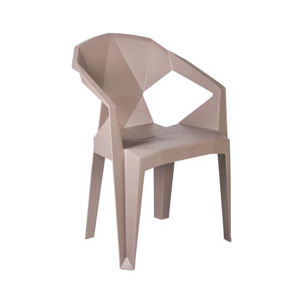 Кресло пластиковое Muzе plastic E0659