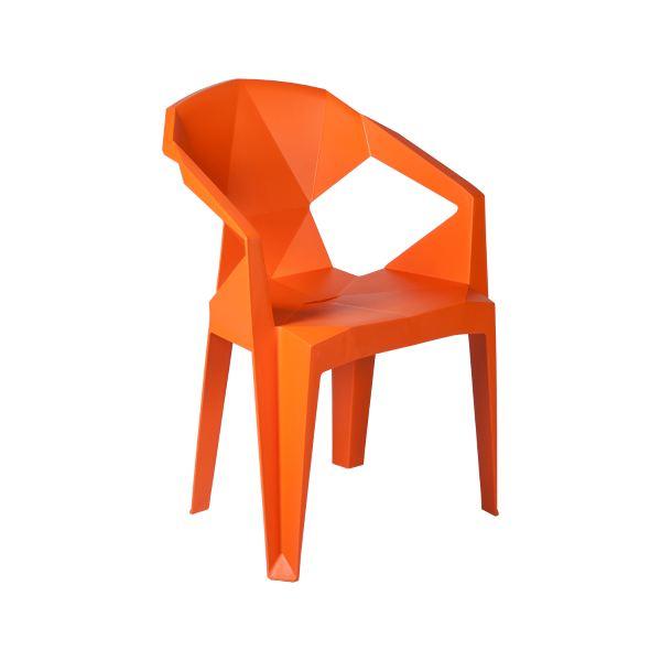 Кресло пластиковое Muzе plastic E0666