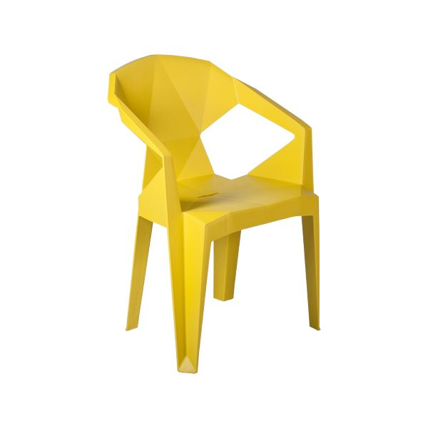Кресло пластиковое Muzе plastic E0673