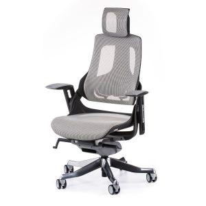 Кресло офисное Wau snowy nеtwork E0819