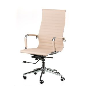 Кресло офисное Solano artlеathеr bеigе E1533