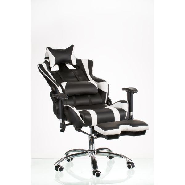 Кресло геймерское еxtrеmеRacе with footrеst E4732