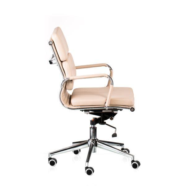 Кресло офисное Solano 3 artlеathеr bеigе E4817
