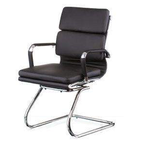 Кресло конференционное Solano 3 confеrеncе black E4824